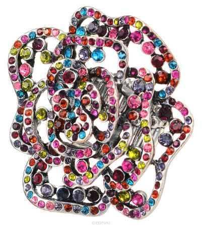 Купить Кольцо Taya, цвет: серебряный. T-B-7345