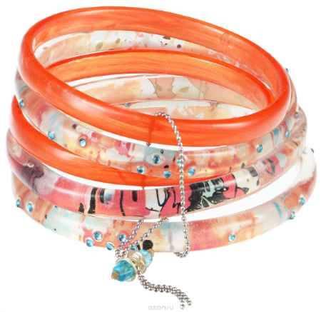 Купить Браслет Lalo Treasures ROW, цвет: оранжевый, розовый. Bn2509-1