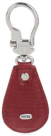 Купить Брелок женский Petek 1855, цвет: красный. 508.041.10