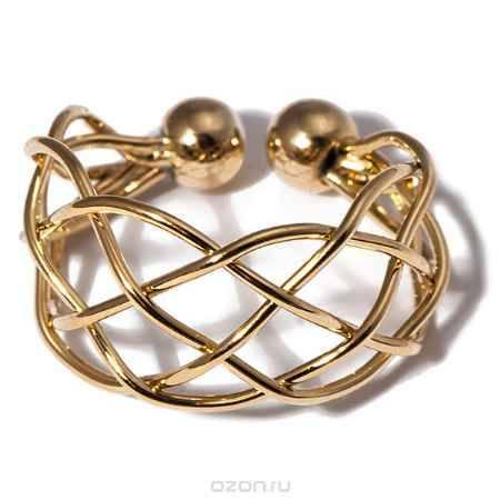 Купить Кольцо жен. Selena Street Fashion, цвет: золотистый. 60022390