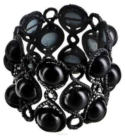 Купить Браслет Taya, цвет: черный. T-B-7417