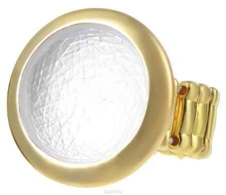 Купить Кольцо Модные истории, цвет: золотой. 17/0033