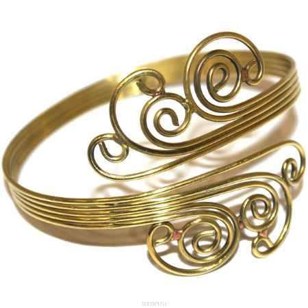 Купить Браслет Ethnica, цвет: золотой. 244075