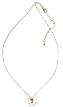 Купить Кулон Art-Silver, цвет: золотой. E12164-RG-608