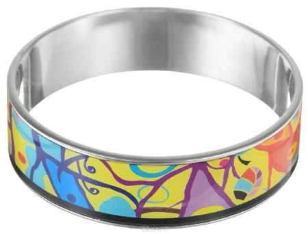 Купить Браслет Art-Silver, цвет: серебристый, мультиколор. ФБб125-1-470
