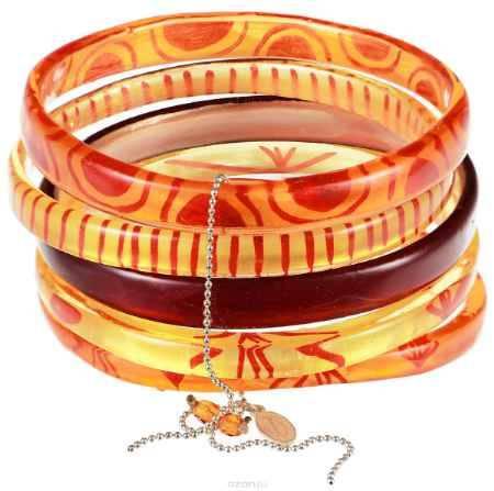 Купить Браслет Lalo Treasures Me & the Others, цвет: оранжевый. B2433-2