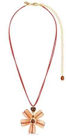 Купить Кулон Lalo Treasures Autumn, цвет: красный. P4486