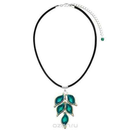 Купить Кулон Lalo Treasures River Running Free, цвет: зеленый. P4540-1