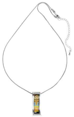 Купить Кулон Art-Silver, цвет: серебряный, мультицвет. ФКЛ207-370