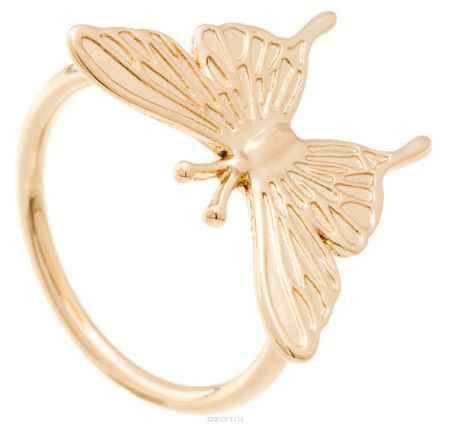 Купить Jenavi, Коллекция Young 2, Датка (Кольцо), цвет - золотой, , размер - 17