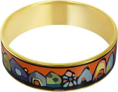 Купить Браслет Art-Silver, цвет: золотой, мультиколор. ФБб105-470