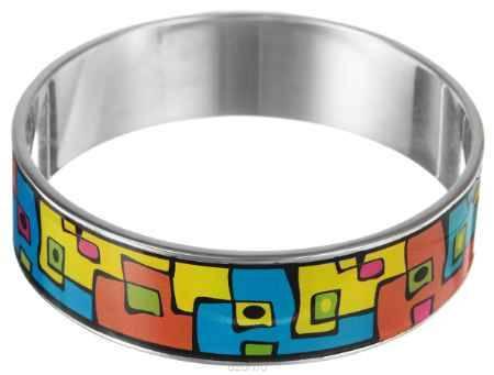 Купить Браслет Art-Silver, цвет: серебристый, мультиколор. ФБб115-1-470