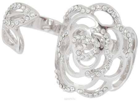 Купить Кольцо на два пальца Art-Silver, цвет: серебристый. 068017-702-1143. Размер 19