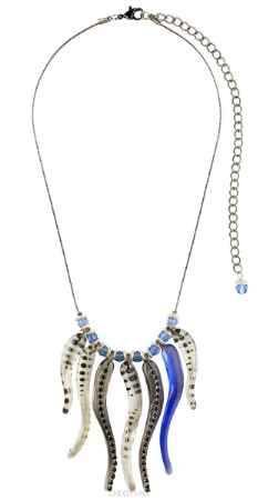 Купить Кулон Lalo Treasures ROW, цвет: голубой, серый. P4503-2