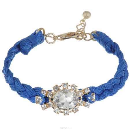 Купить Браслет Avgad, цвет: золотистый, синий. BR77KL92