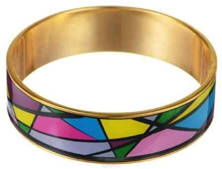 Купить Браслет Art-Silver, цвет: золотистый, мультиколор. ФБб112-470