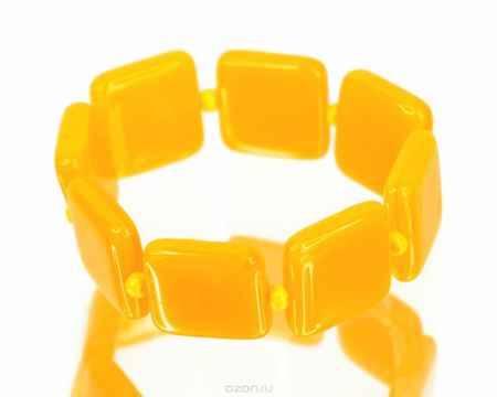 Купить Браслет Bohemia Style, цвет: желтый. 2059239