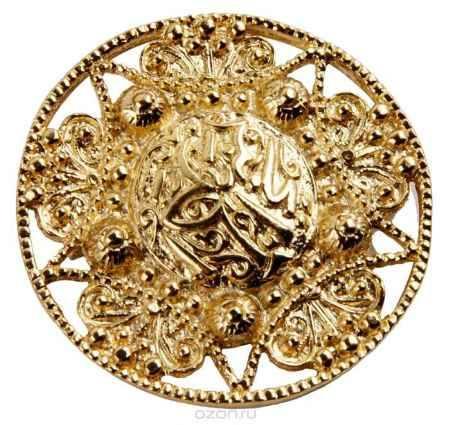 Купить Винтажная брошь в арабском стиле от Butler & Wilson