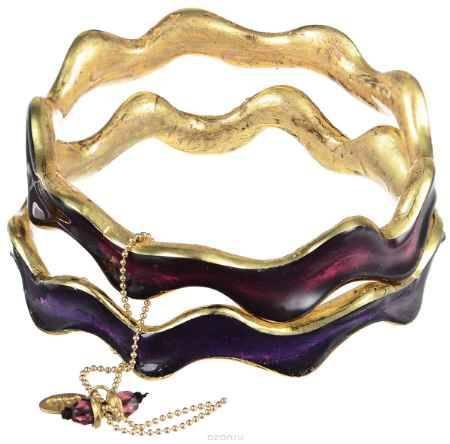 Купить Браслет Lalo Treasures Future Currents II, цвет: бордовый. Bn2528-3