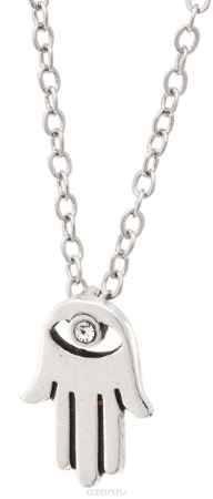 Купить Jenavi, Коллекция Young 2, Марто (Кулон), цвет - серебро, белый