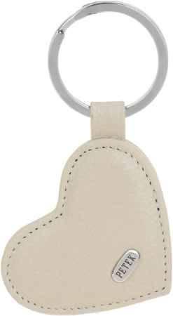 Купить Брелок женский Petek 1855, цвет: слоновая кость. 1503.046.20