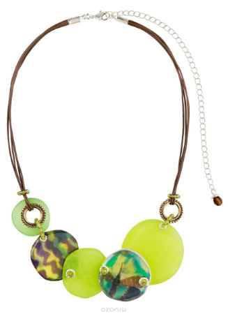 Купить Кулон Lalo Treasures ROW, цвет: зеленый. P4502-1