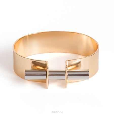 Купить Браслет жен. Selena Street Fashion, цвет: золотистый, серый. 40058700
