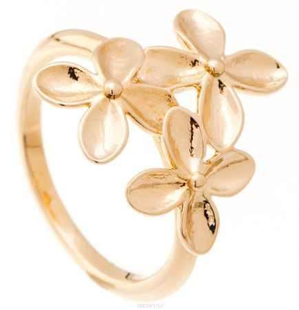 Купить Jenavi, Коллекция Young 2, Сэбэль (Кольцо), цвет - золотой, , размер - 17