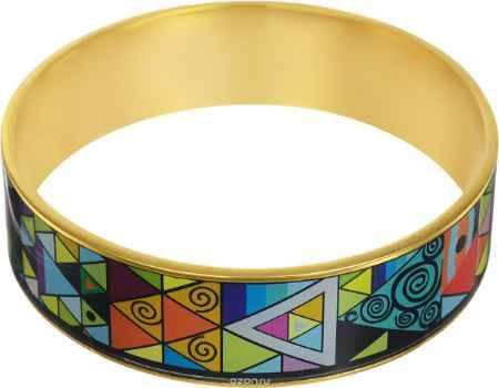 Купить Браслет Art-Silver, цвет: золотистый, мультиколор. ФБб126-470