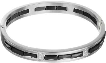 Купить Браслет Art-Silver, цвет: серебряный, темно-серый. КЧ305-1319