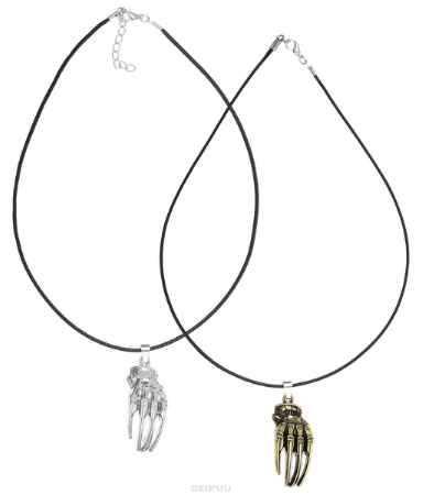 Купить Кулон Happy Charms Family, цвет: золотой, серебряный, 2шт. NODL0012