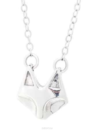 Купить Jenavi, Коллекция Young 2, Фунгера (Кулон), цвет - серебро