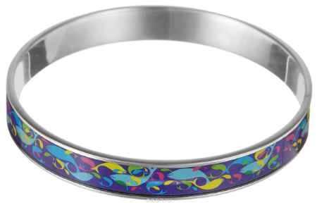 Купить Браслет Art-Silver, цвет: серебристый, мультиколор. ФБм119-1-320