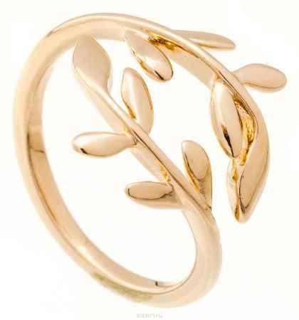 Купить Jenavi, Коллекция Young 2, Райта (Кольцо), цвет - золотой, , размер - 18