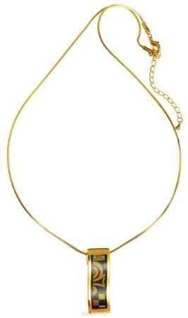 Купить Кулон Art-Silver, цвет: золотой, мультицвет. ФКЛ200-1-370
