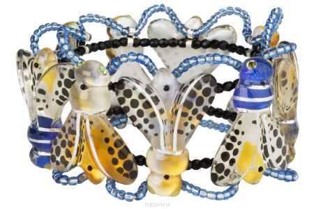 Купить Браслет Lalo Treasures ROW, цвет: голубой, желтый. B2503
