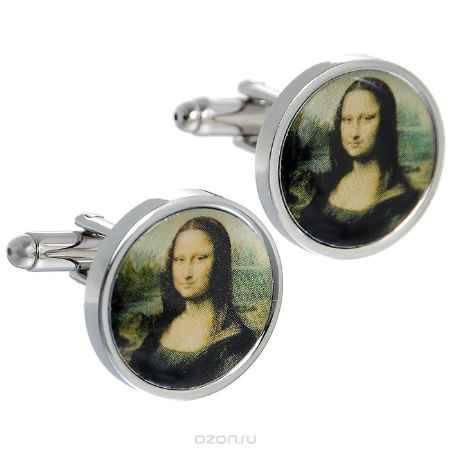 Купить Запонки Мона Лиза. ZAP-065