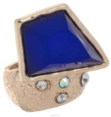 Купить Кольцо Avgad, цвет: золотистый, синий. EA178JW306
