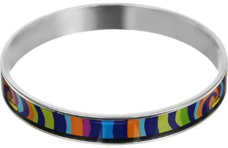 Купить Браслет Art-Silver, цвет: серебряный, мультиколор. ФБм102-320