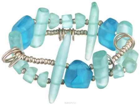 Купить Браслет Lalo Treasures Mon Amour, цвет: голубой. B2461