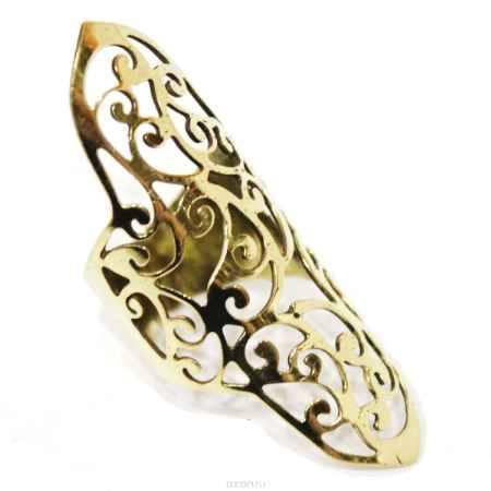 Купить Кольцо Ethnica, цвет: золотой. 165090_2