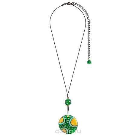 Купить Кулон Lalo Treasures Soul sister, цвет: зеленый. P4441-1