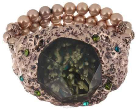 Купить Браслет Avgad, цвет: бронзовый, зеленый. BR77KL154