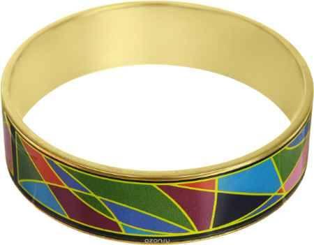 Купить Браслет Art-Silver, цвет: золотой, мультиколор. ФБб121-470