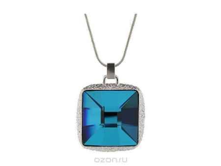 Купить Кулон Jenavi Коллекция Тайны вселенной Алудра, цвет: серебряный, голубой. b833f940. Размер 2,7/2,7
