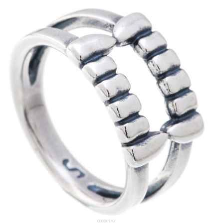 Купить Jenavi, Коллекция Young 2, Дексон (Кольцо), цвет - серебро, , размер - 16