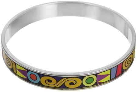 Купить Браслет Art-Silver, цвет: серебряный, мультиколор. ФБм122-1-320
