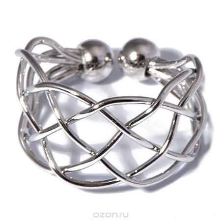 Купить Кольцо жен. Selena Street Fashion, цвет: серый. 60022380
