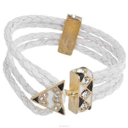 Купить Браслет Avgad, цвет: золотистый, белый. BR77KL80