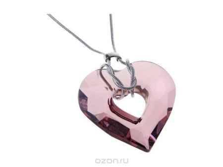 Купить Кулон Jenavi Коллекция Love Story Гранвила, цвет: серебряный, фиолетовый. r1341950. Размер 3,5/3,5